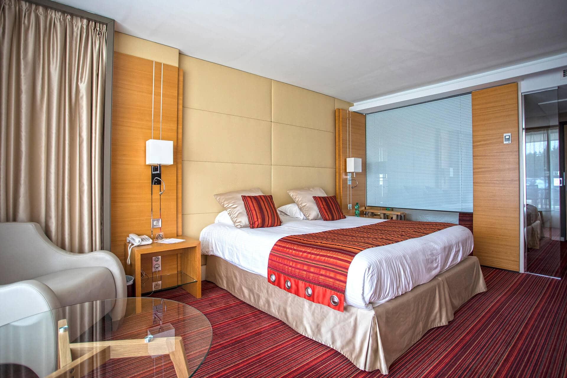 Der Churchill - 4 Sterne Hotel in Carnac mit Meerblick ...